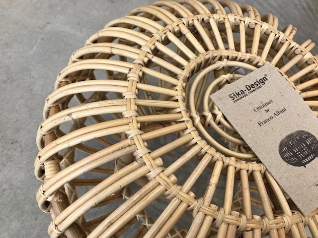デンマークの籐家具 Sika・Design